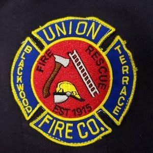 Union Fire Company #1 Patch